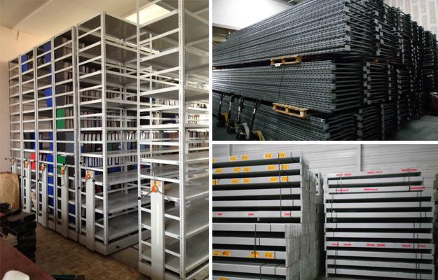 Használt polc  Salgó polc, polcrendszer - új és használt polcok, állványok